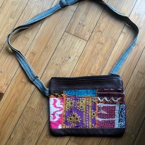 Hippie squin bag